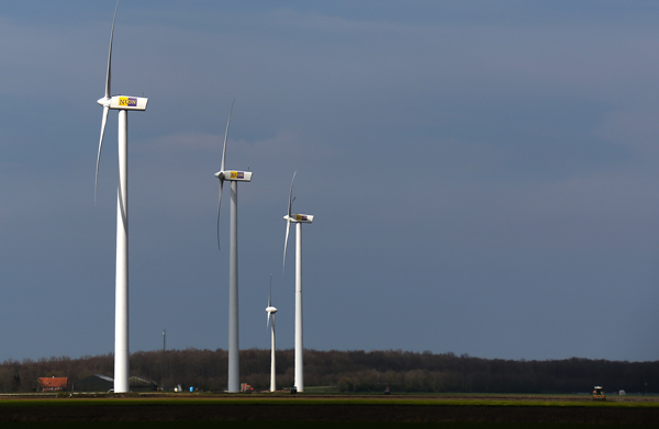 Dutch wind energy